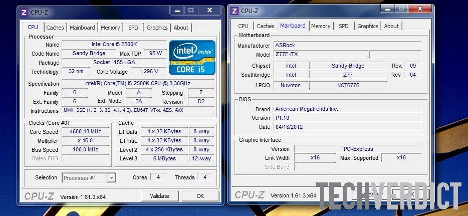 ASRock-Z77e-ITX OC